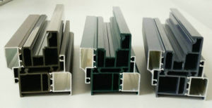 Conch 65 Casement Aluminum Plastic Doors and Windows Profile pictures & photos