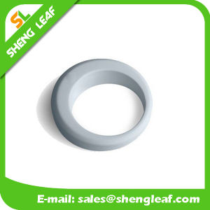 Personalized Fashion Advertising Colorful Silicone Finger Rings (SLF-SR017) pictures & photos