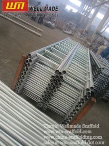 Construction Formwork Frames Cuplock Scaffold Access Steel Ladder pictures & photos