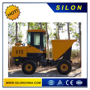 5t Dumper Site Truck for Rubbish transportation Using pictures & photos