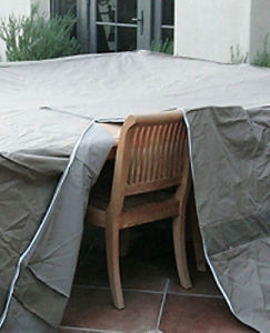 PEVA, PE, Polyester Material Outdoor Garden Cover pictures & photos