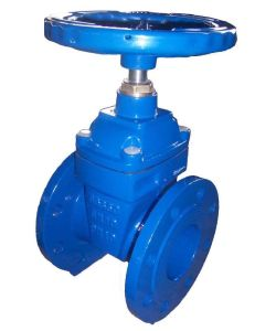 API Cast Steel Gate Valve (Z40H) pictures & photos