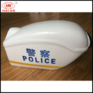 Police Motorcycle Top Case Tail Box Rear Box Side Box pictures & photos