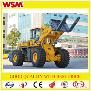 45 Tons Wheel Forklift Loader for Granite with Ce ISO SGS pictures & photos