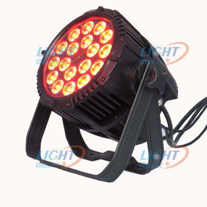 Outdoor 18X18W LED PAR Light and Wash Light pictures & photos
