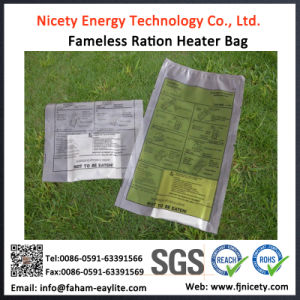 11.11 Global Sourcing Festival Flameless Ration Heater Meals Bag Lazy Food Heater pictures & photos