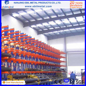 Nanjing China Manufacturer Steel Q235 ISO9001/CE Certified Cantilever Rack pictures & photos