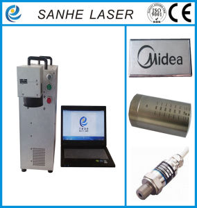 2016 China Hot Sale Fiber Portabler Laser Marking Machine pictures & photos