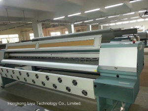 Infiniti Challenger Digital Inkjet Large Format Solvent Printer (FY-3208R) pictures & photos