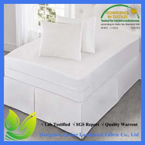 Split King Size Mattress Cover - Waterproof and Bed Bug Proof pictures & photos