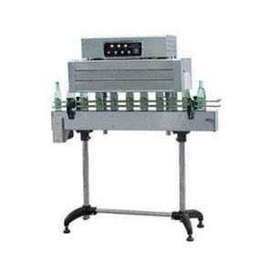 PVC Film Wrapping Machine Wine Bottle Shrink Wrapping Machine (BSS-1538C)