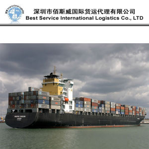 International Sea Shipping Service, Ocean Transportation Forwarder (FCL 20′′40′′) pictures & photos