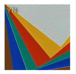 Prismatic Reflective Material / Reflective Sheeting pictures & photos