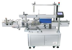 Two Sides Rolling Automatic Labeling Machine/Labeler pictures & photos