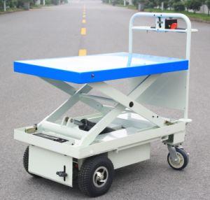 Scissor Lift Table Cart (HG-1090)