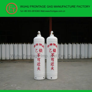 Industrial Dissolved Acetylene Gas (C2H2) -GB5099 pictures & photos