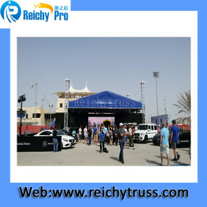 High Quality Aluminum Roof Truss Lighting Truss for Sale pictures & photos