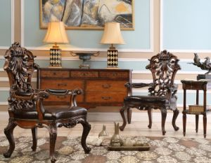Antique American Style Bed/ New Classic Home Bedroom Furniture Sets pictures & photos
