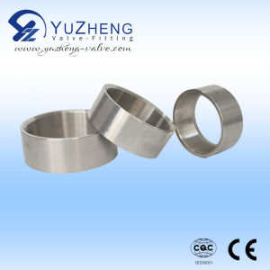 "1/2"" Stainless Steel Pipe Fitting Factory in China pictures & photos"
