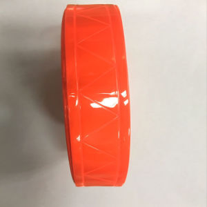 High Visibility Reflective Crystal Tape for Clothing/Reflective Stripes Free Sample pictures & photos