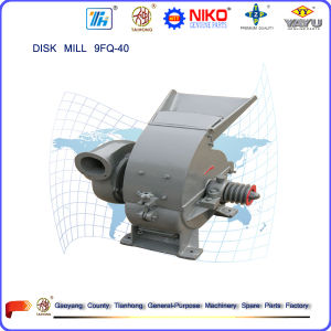 9fq40 Disk Mill Machine pictures & photos