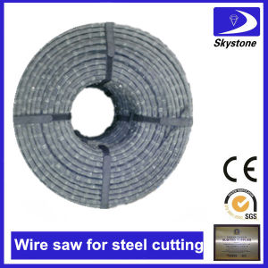 Diamond Wire for Underwater Concrete Cutting pictures & photos
