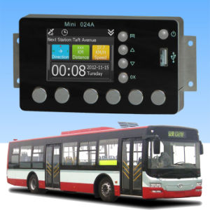 GPS Bus Line Auto Announcer (customized Announcer) pictures & photos