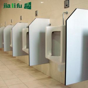 Factory Direct Sale Compact Laminate Panel Urinal Divider pictures & photos