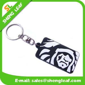 Custom Animal Rubber Key Chain for Gift (SLF-KC059) pictures & photos