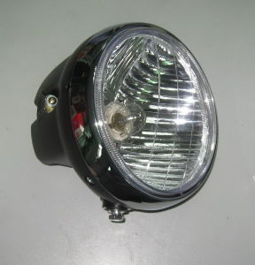 Motorcycle Headlamp Assy for Bajaj Boxer Bm150 pictures & photos