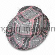 Men′s Cotton Gentleman Fedora Hat, Sports Baseball Cap