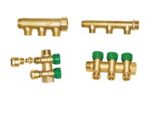 Brass 1ways -10ways Manifolds (a. 7025) pictures & photos