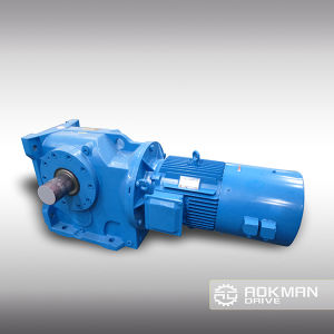 China Manufacturer K Series Helical-Bevel Gear Reducer pictures & photos