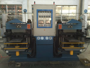 Car & Commercial Car Brake Pad Manufacturing Machine Hot Press Machine pictures & photos