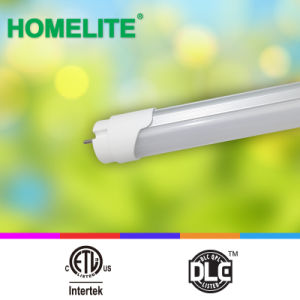 LED T8 Tube 16W 4ft 5000k with UL/Dlc Listed