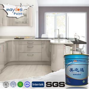 Maydos High Gloss Curtain Coating Wood UV Varnish pictures & photos