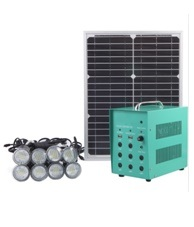 8PCS Lamp Big Capacitysolar Lighting Kits (SZYL-SLK-6130) pictures & photos