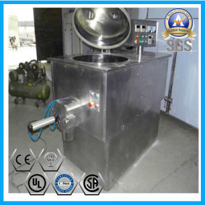 High Speed Pharmaceutical Mixing Granulator Machine pictures & photos
