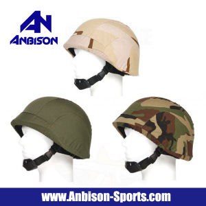 Anbison-Sports Airsoft M88 Helmet Cover in Different Colors pictures & photos