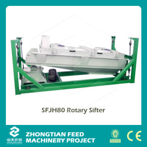 Vibrating Pellet Screener for Chicken / Poultry Feed Pellet Screening pictures & photos