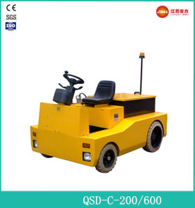 25 Ton Heavy Duty Electric Tow Tractor (QSD-C-250)