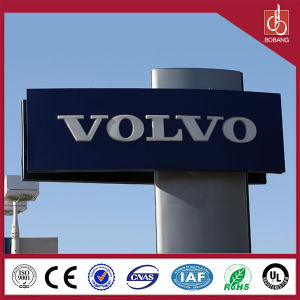 Export Sound Luxury Outdoor Large Size Outdoor Standing Car Logos an Their Names with Pylon pictures & photos