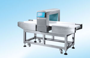 Conveyor Belt Food Metal Detector for Detect Metal Chips pictures & photos