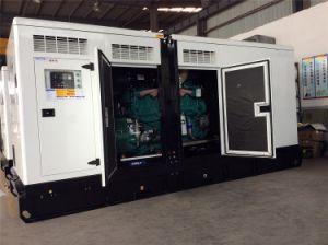 410kVA 328kw Standby Silent Type Cummins Diesel Generator Set pictures & photos