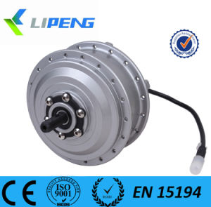 Rear Wheel Drive Electric Bike Motor and Ebike Hub Motor