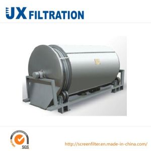 Micro Filter Rotary Drum Filter for Sale pictures & photos