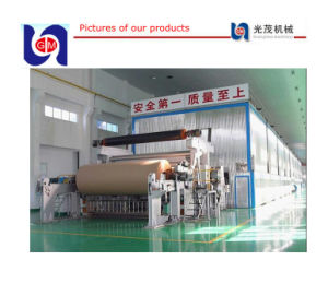 3200mm Carton Paper Machine, Kraft Paper Making Machines pictures & photos