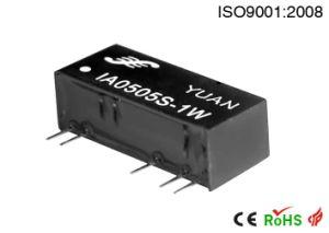 3.3V/5V/9V/12V/15V/24V Fixed Input, Regulated Dual Output DC/DC Converter Ia1205s-2W pictures & photos