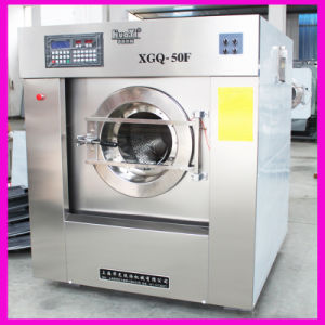 Microprocessor Automatci Laundry Washing Equipment (10kg -150kg) pictures & photos