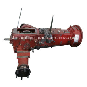 504 Series Rear Drive Axle for Transmission Gear Box